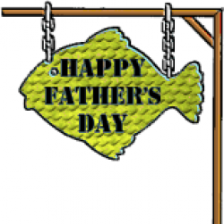 fathers day clipart fishing