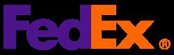 fed ex logo transparent