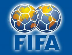 fifa logo emblem