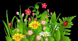 garden clip art cute