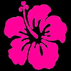 clipart flower tropical