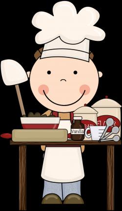 kitchen clipart baking