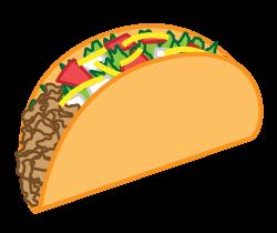 taco clip art animated