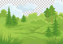 forest clipart landscape