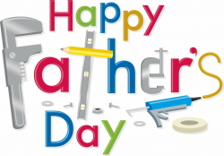 fathers day clipart tool