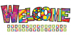 welcome clipart cute