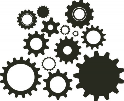 gears clipart high resolution