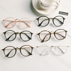 glasses transparent aesthetic