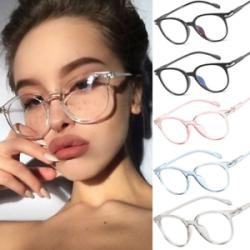glasses transparent fashion