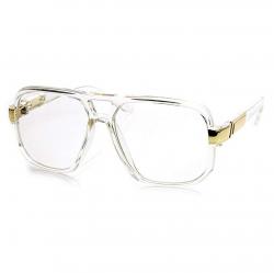 glasses transparent square