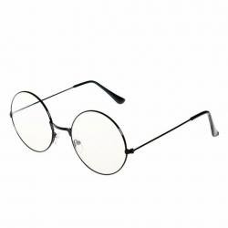 glasses transparent retro