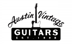 guitar logo classic
