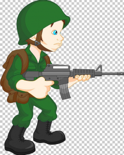 soldier clipart shooting