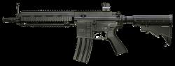 gun transparent