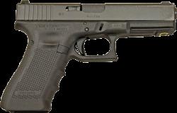 transparent gun