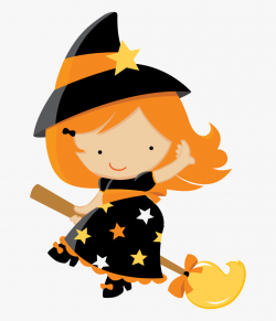 witch clipart pretty