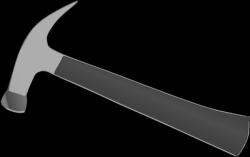 hammer clipart animation