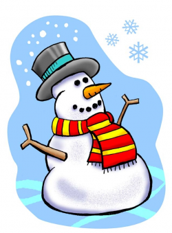 january clipart animated