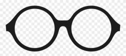 glasses transparent background
