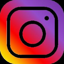 transparent logo instagram