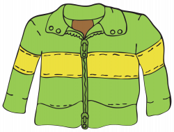 coat clipart animated