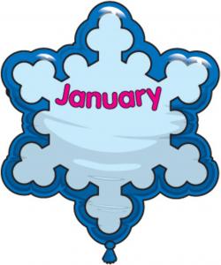birthday clipart free winter