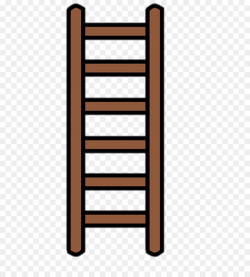 ladder clipart wood