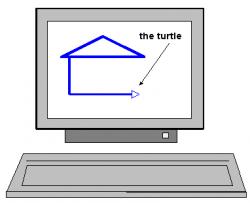 turtle logo computer
