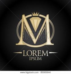 m logo diamond