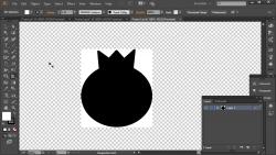 how to make an image transparent illustrator cs5