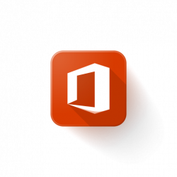 microsoft office logo icon