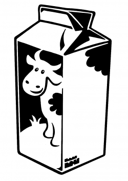 milk clipart drawing