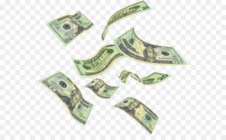 money transparent change background