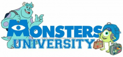 monsters inc logo font