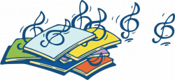 band clipart student