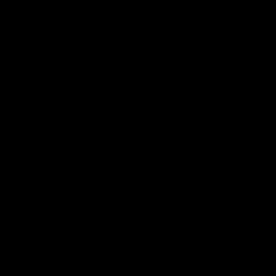 guitar logo black