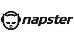 napster logo vector