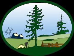 Nature clipart public domain