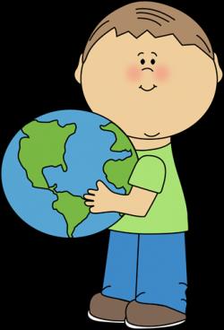earth clipart cute