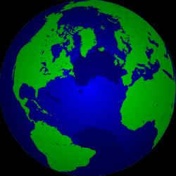earth transparent clipart