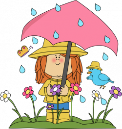 april clipart spring