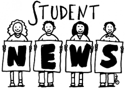 newspaper clipart student