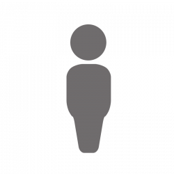 person silhouette clipart icon