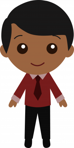clipart people boy