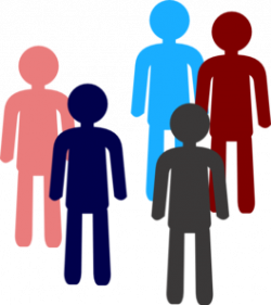 People clipart population