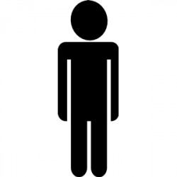 person silhouette clipart transparent background