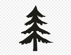 pine tree clip art simple