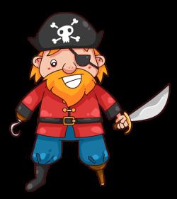 pirate clip art public domain