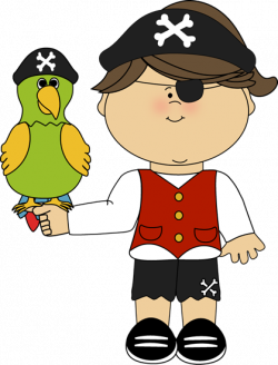 pirate clipart female