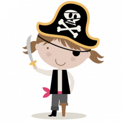 pirate clip art cute